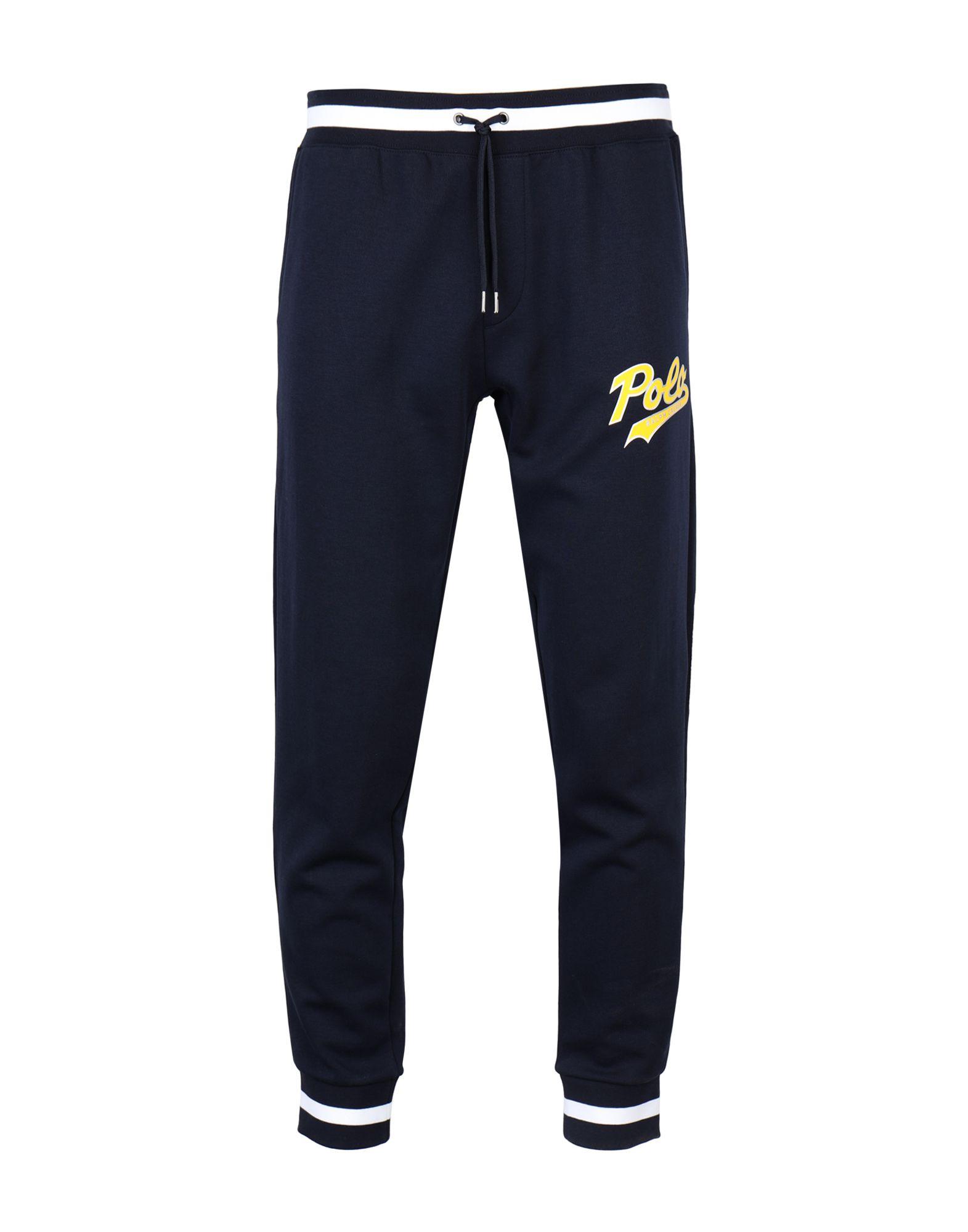 Pantalone Polo Ralph Lauren Double-Knit Graphic Jogger - herren - 13313811MG