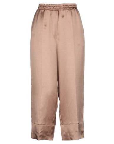GOLD CASE - Cropped pants & culottes