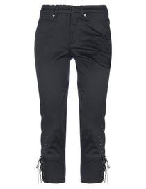 3fbb37015008 ROBERTO CAVALLI - Cropped παντελόνια και ζιπ κιλότ