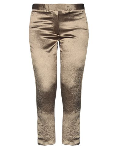 Ann Demeulemeester Cropped Pants & Culottes In Khaki