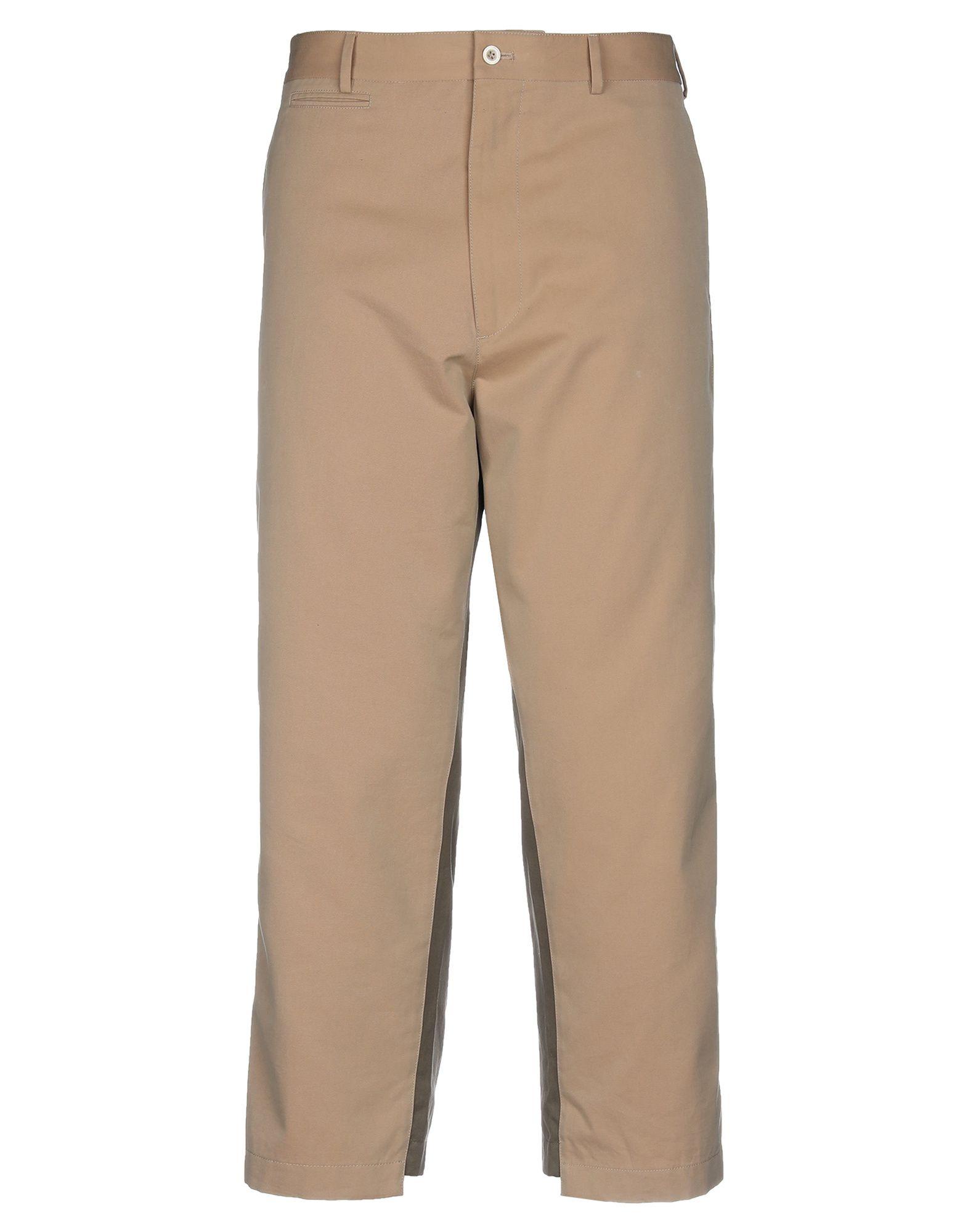 8a5e00c31c Pantaloni uomo: pantaloni formali, cargo, pantaloncini e bermuda | YOOX