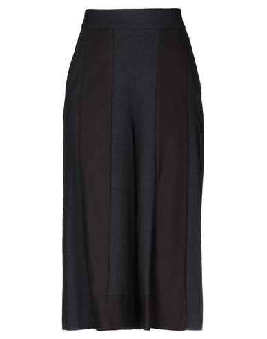 ALESSANDRO DELL'ACQUA - Cropped παντελόνια και ζιπ κιλότ