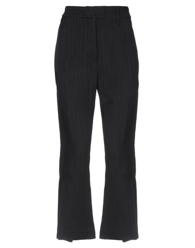 Ann Demeulemeester Cropped Pants & Culottes In Black