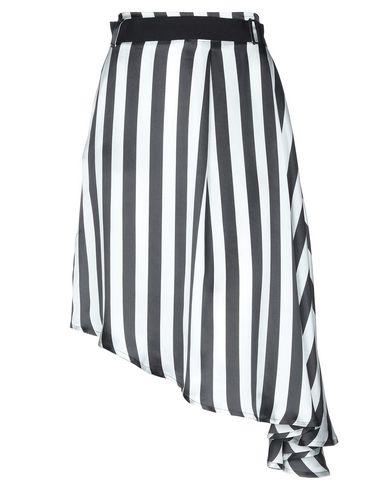 ANN DEMEULEMEESTER - Knee length skirt