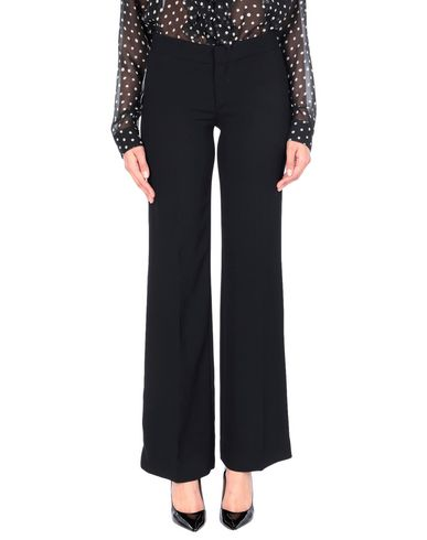 L'autre Chose Casual Pants In Black