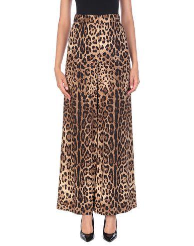 Dolce & Gabbana Maxi Skirts In Sand