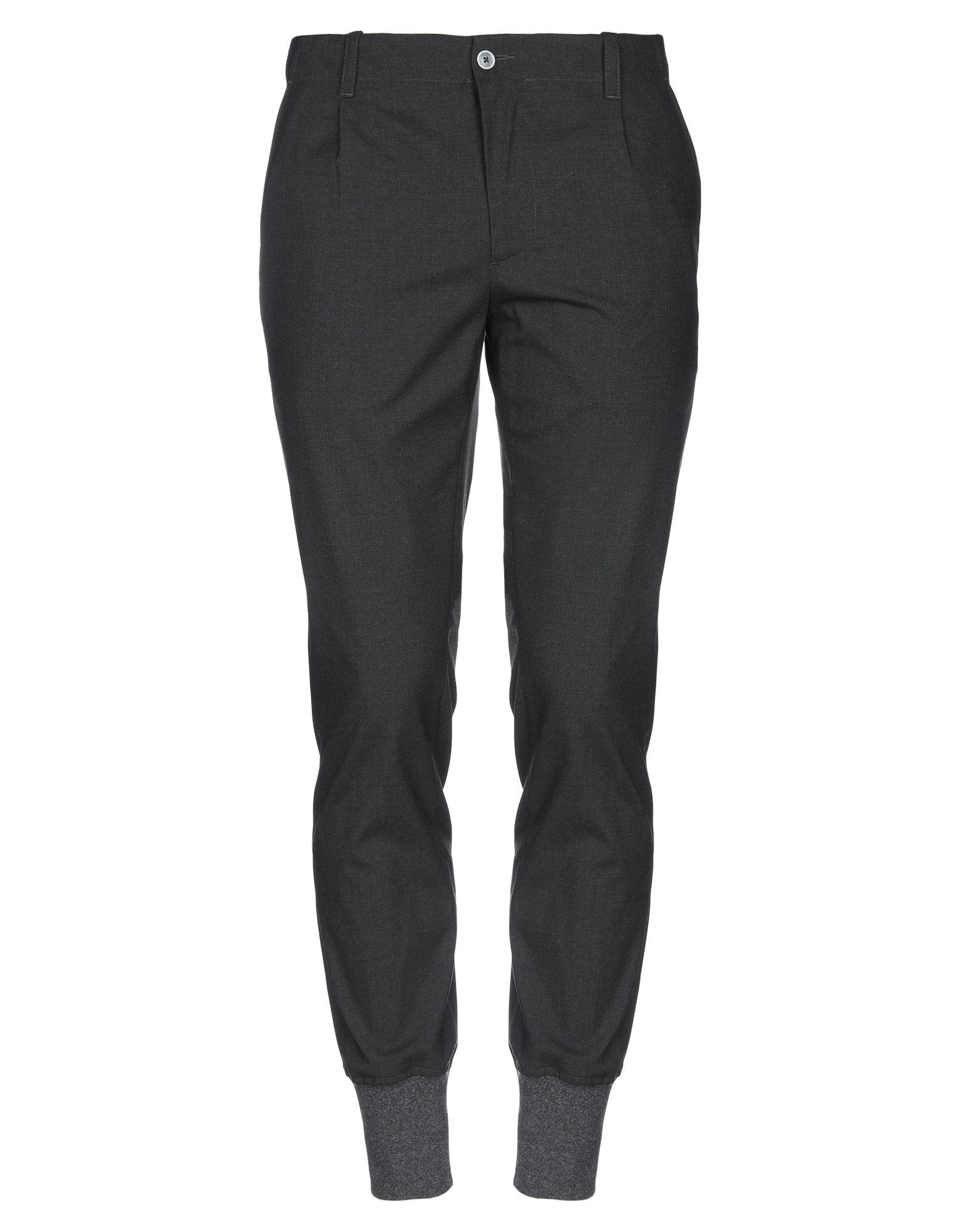 Pantalone grigio grigio Daniele Alessandrini uomo - 13368144IO