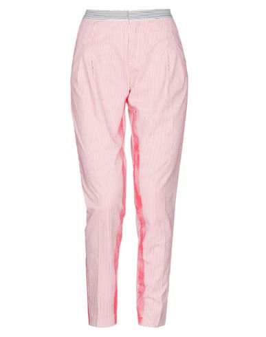 Teresa Dainelli Casual Pants In Red