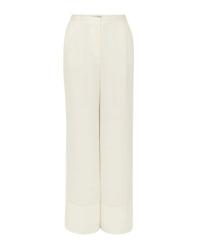 Elizabeth And James Casual Pants In Ivory