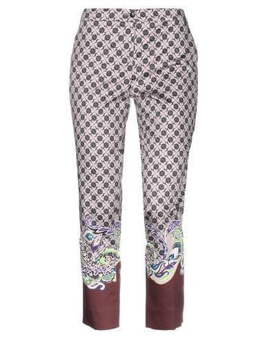 Etro Casual Pants In Light Brown
