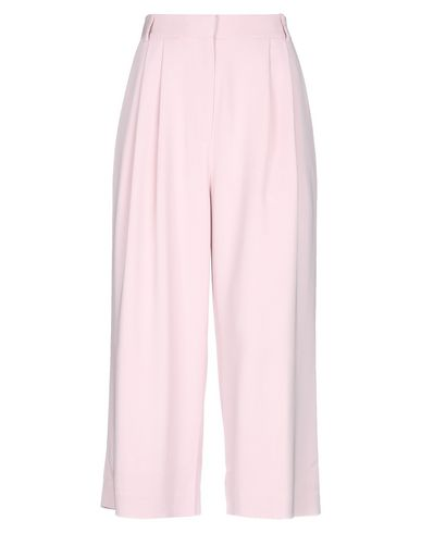 Tibi Cropped Pants & Culottes In Pink