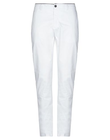 Department 5 Casual Pants In White