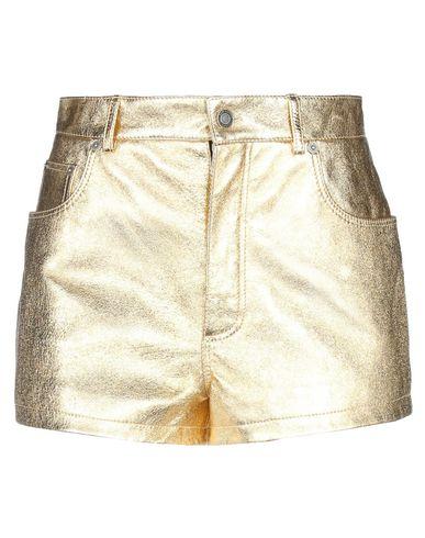 SAINT LAURENT - Δερμάτινο παντελόνι