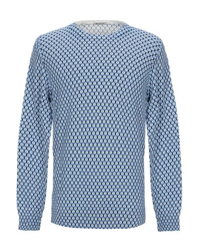 Roda Sweater In Bright Blue