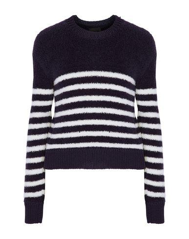 Calvin Klein Collection Sweater In Dark Blue