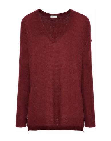 Soft Joie Sweater In Maroon
