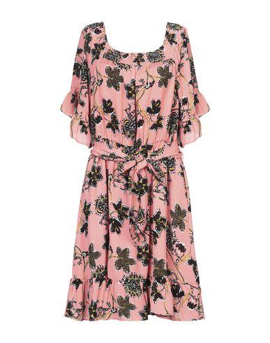 Glamorous Short Dress In Salmon Pink