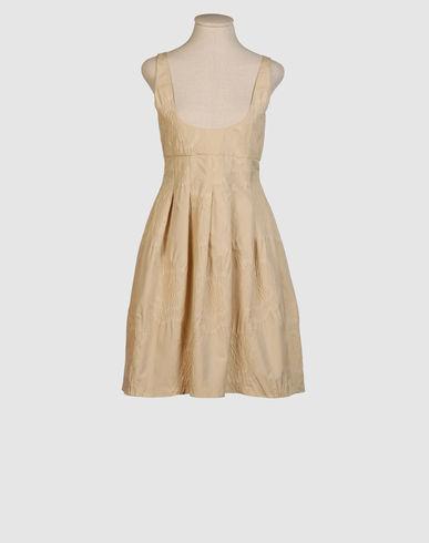 Spielraum Eastbay MOSCHINO CHEAP AND CHIC Midi-Kleid Spielraum Bestseller Extrem Online Erstaunlicher Preis tTs74k