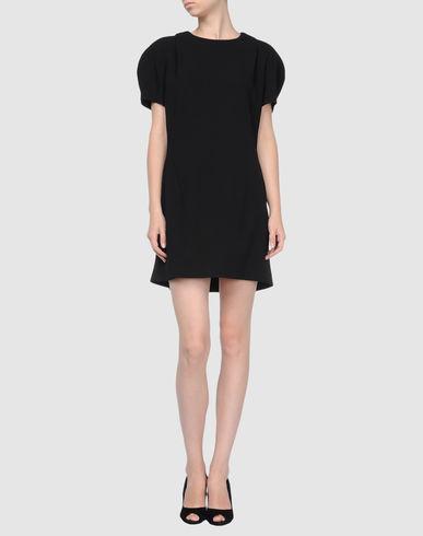 GIULIANO FUJIWARA Short Dress in Black