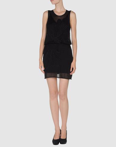HOSS INTROPIA Short Dress in Black