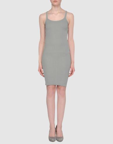 PINK MEMORIES Short Dress in Grey