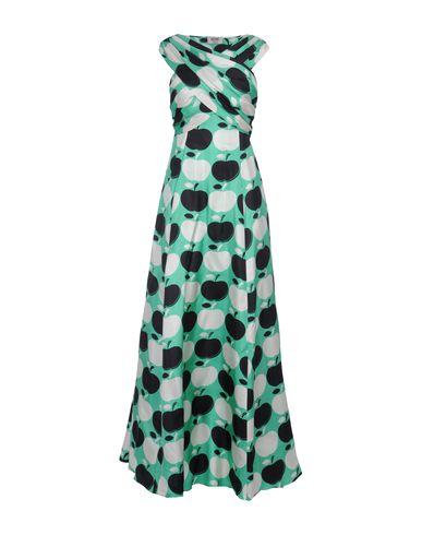 MOSCHINO CHEAP & CHIC Long Dress in Light Green