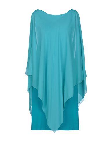 STEPHAN JANSON Short Dress in Turquoise