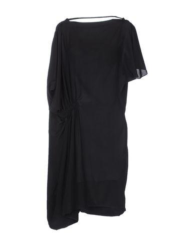 LUTZ HUELLE Short Dress in Black
