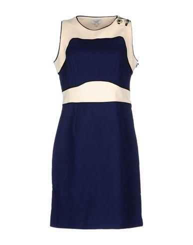 HOSS INTROPIA Short Dress in Dark Blue