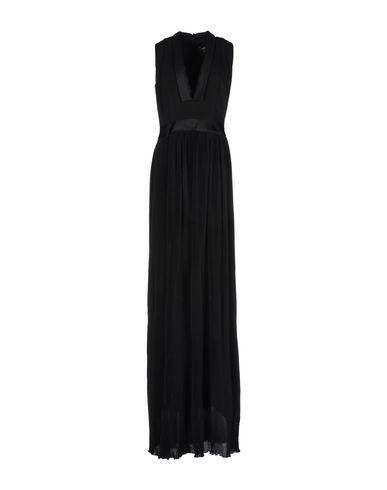 GIULIANO FUJIWARA Long Dress in Black