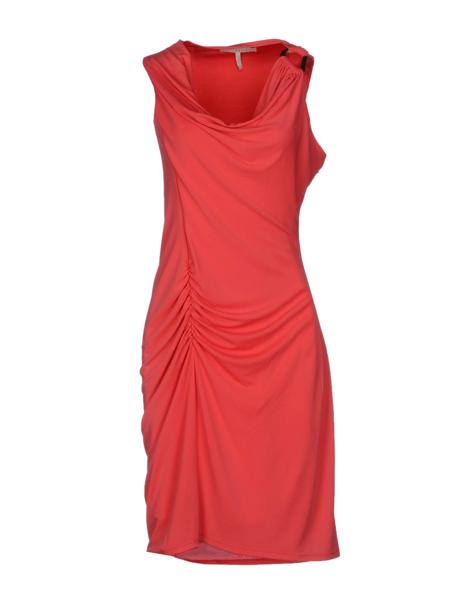 Vestito Corto Halston Heritage Donna - Acquista online su Yw1Ml