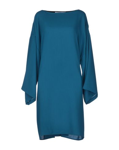 JC DE CASTELBAJAC Knee-Length Dress in Deep Jade