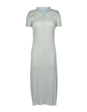 PLEATS PLEASE ISSEY MIYAKE - 3/4 length dresses