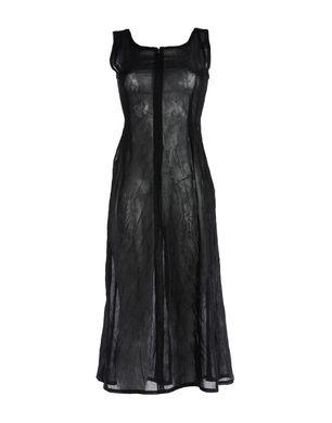 Y'S YOHJI YAMAMOTO - 3/4 length dresses