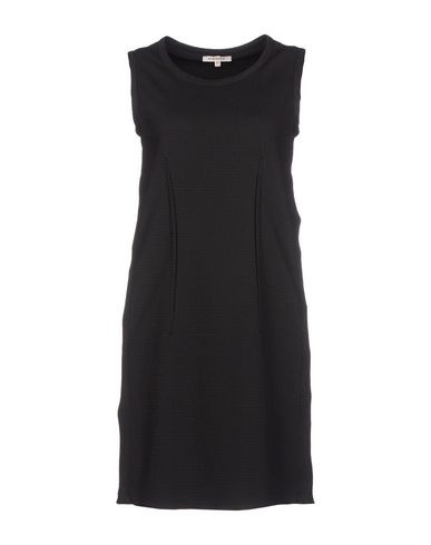 HACHE Short Dress in Black