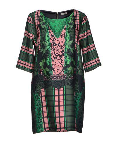 EMMA COOK Short Dress in Green