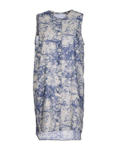APRIL77 Short Dress in Dark Blue