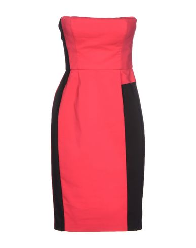 HANITA Short Dress in Fuchsia