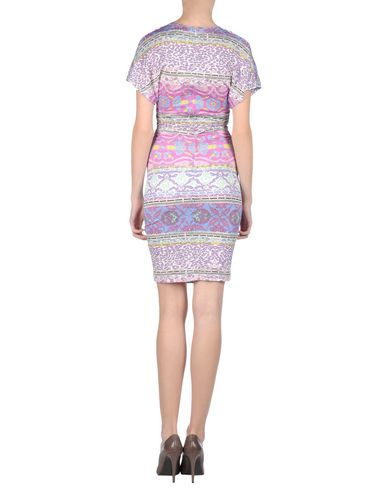 Kleid ROBERTO CAVALLI ROBERTO CLASS Knielanges CAVALLI CLASS Knielanges Kleid wp7vv8