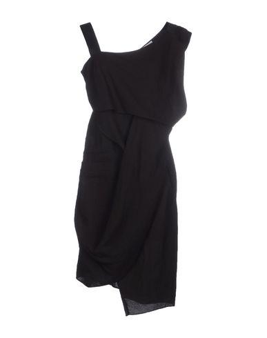 ALESSANDRA MARCHI Short Dress in Black