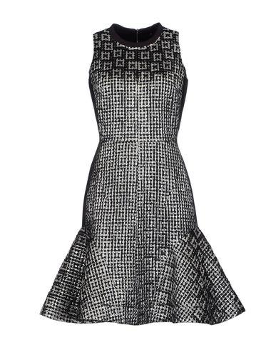 KOONHOR Short Dress in Silver