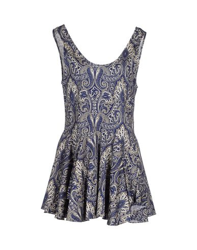CHLOE SEVIGNY FOR OPENING CEREMONY Short Dress in Bright Blue