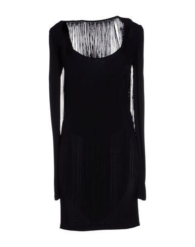 Grau-Outlet-Store Online PATRIZIA PEPE SERA Enges Kleid Abschlagen QlXLhnj
