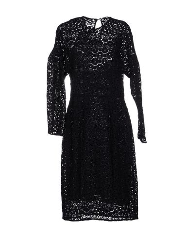 PEDRO DEL HIERRO Knee-Length Dress in Black