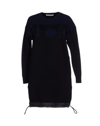 SACAI LUCK Short Dress in Black