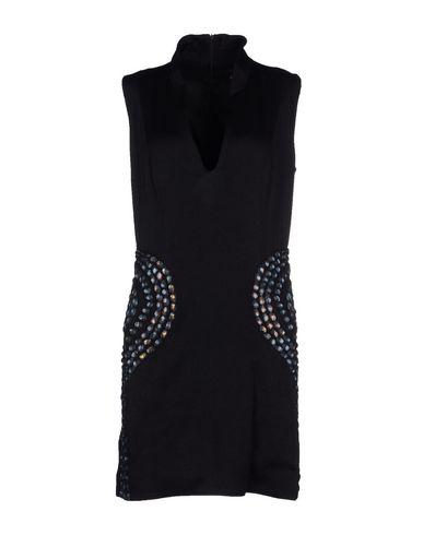 IRIS VAN HERPEN Short Dress in Black