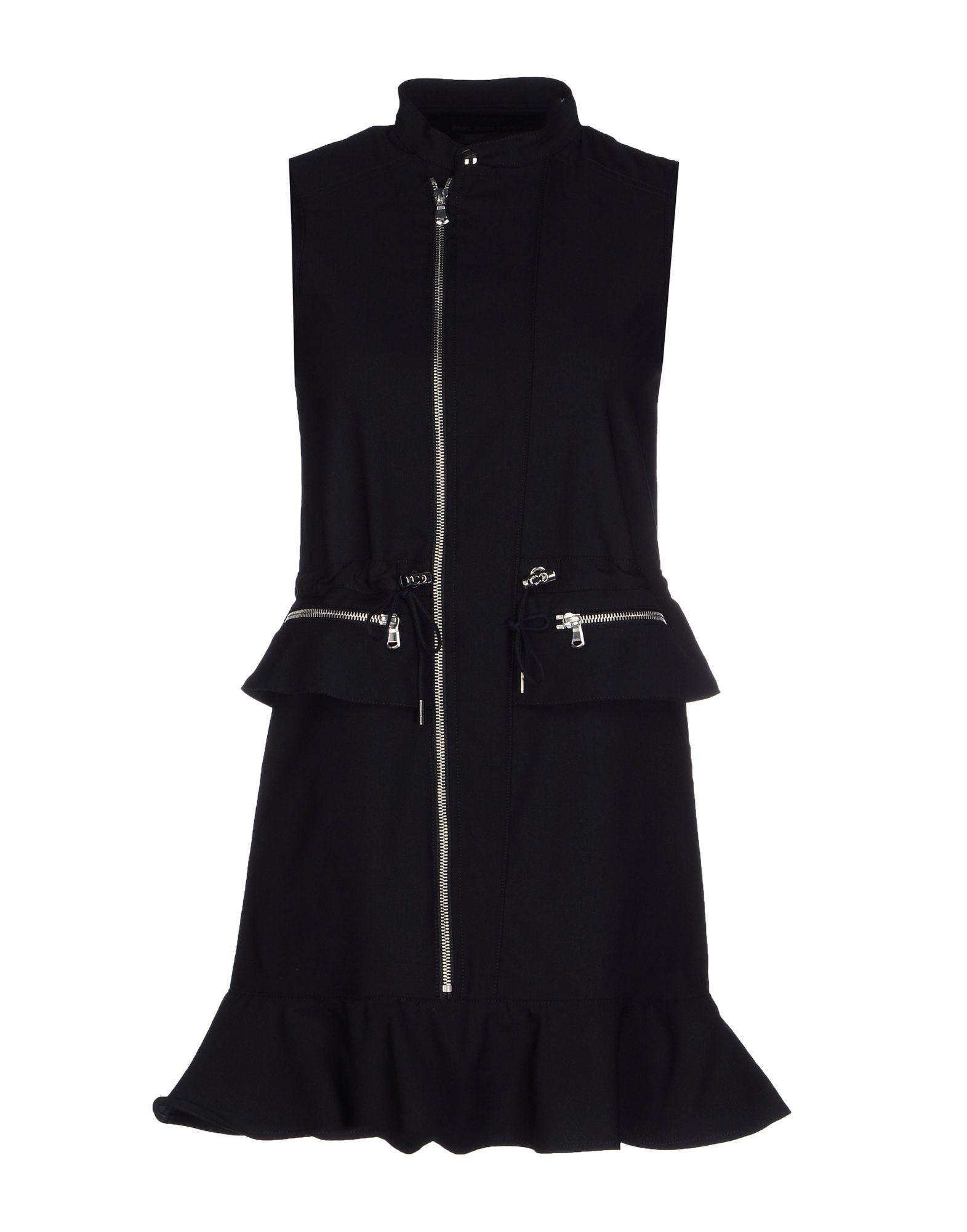 Black and Gold Short Dresses