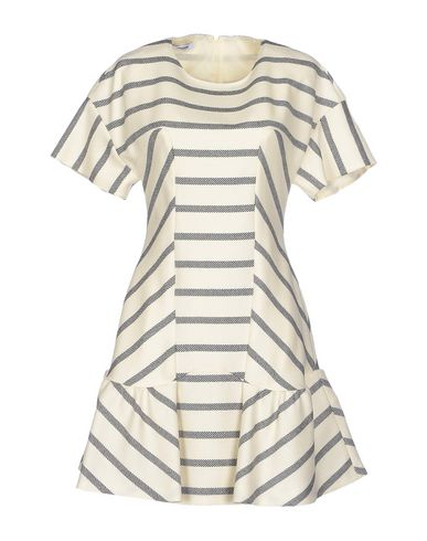 MOSCHINO CHEAP & CHIC Short Dress in Ivory
