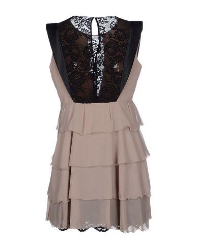 MANGANO Kurzes Kleid Countdown Paket Online  Wie Viel Rabatte Verkauf Online Erstaunlicher Preis Zu Verkaufen Bester Platz ZjpUK4om1