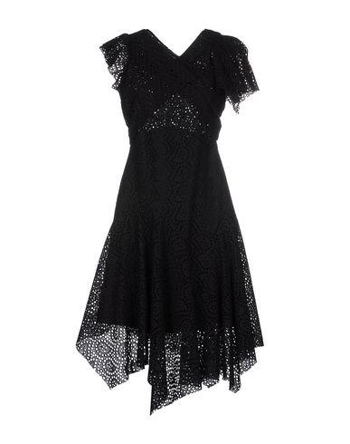 ISABEL ISABEL MARANT Kleid MARANT Knielanges 4BdwdRx